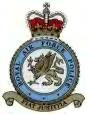 RAF Police Crest